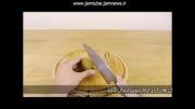 آسانترین روش پوست کندن کیوی