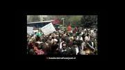 حضور هاشمی در راهپیمایی روز قدس 93