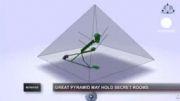 کشف اتاق پنهانی فرعون بزرگ در اهرام مصر