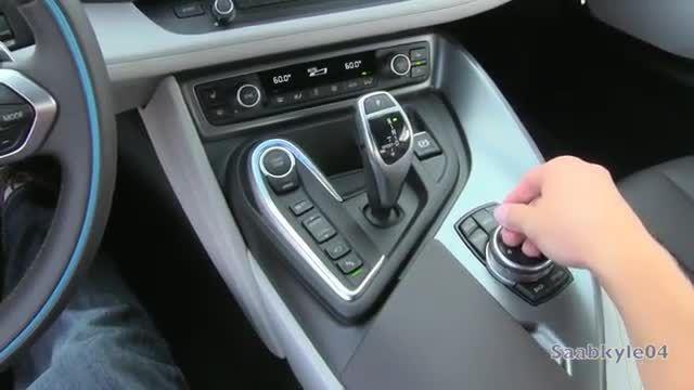 2014 / 2015 BMW i8 Start Up, Test Drive