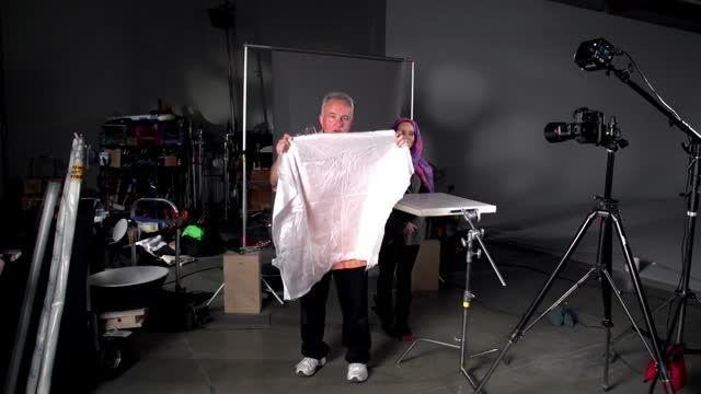 آموزش نورپردازی پرتره ، نورپردازی در استودیو عکاسی