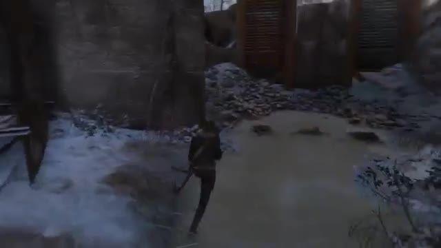 دانلود تریلر جدید گیم پلی بازی Rise of the Tomb Raider