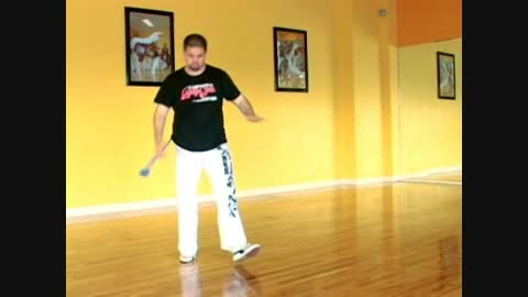 How to Martelo in Brazilian Capoeira Martial Arts