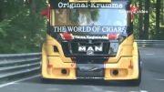 رقابت های تپه نوردی کامیون رالی 2012