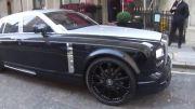 Rolls-Royce Phantom MANSORY CONQUIS