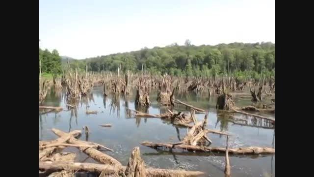 Ghost lake - دریاچه ارواح