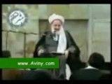 آیت الله مجتهدی تهرانی/انیس ما در قبر