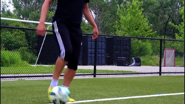 حرکات دیدنی ، سریع و تکنیکی فوتبال