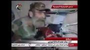 سرباز شصت و پنج ساله علیه شورشیان سوریه
