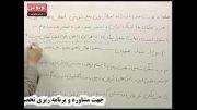 نمونه تدریس ادبیات و زبان فارسی مدرس استاد سالار درشکی مدرس