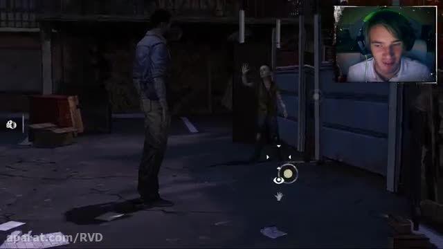 pewdiepie the walking dead episode 3 part 2