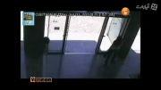 دوربین مخفی در مورد شیشه