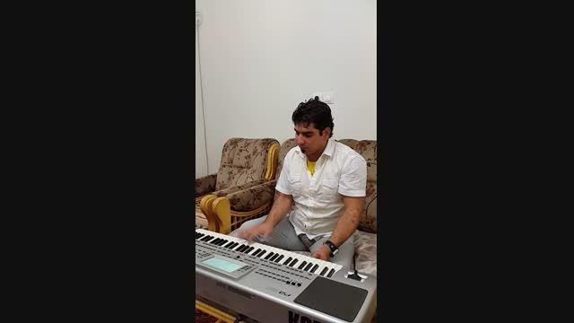 آهنگ طناز با نوازندگی سعید جعفری