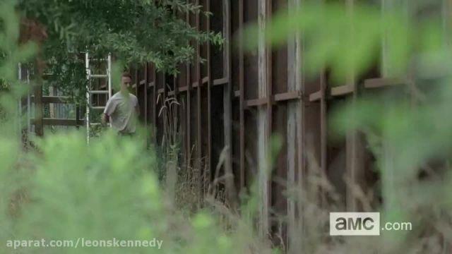 پرومو جدید فصل 6 قسمت 7 سریال مردگان - The Walking Dead