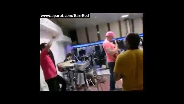 اجرای آهنگ (نگران منی) مرتضی پاشایی توسط مهدی احمدوند