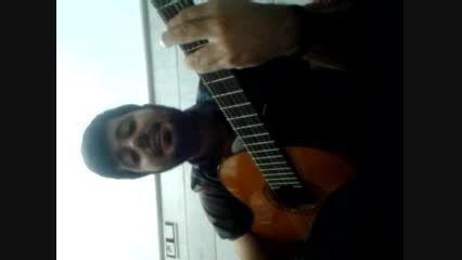 گیتار (عشق شیشه ای ...غمگین) علیرضا تابش