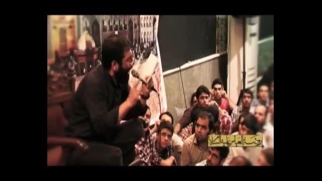 شعر فوق العاده زیبا از حاج حسین سیب سرخی دروصف امام رضا