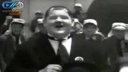 کلیپ خنده دار بارون بارون با رقص لورل و هاردی