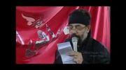 زمینه شب تاسوعا محرم 93 (چیذر) - حاج محمود کریمی