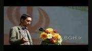 شعری جالب در مورد دکتر احمدی نژاد