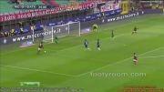 میلان 3 - 0 آتالانتا / هفته هجدهم سری آ ایتالیا