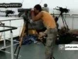 حمله نیروی دریایی ایران به دزدان دریایی