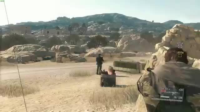 رفع مشکل اجرا نشدن Metal Gear Solid Phantom Pain