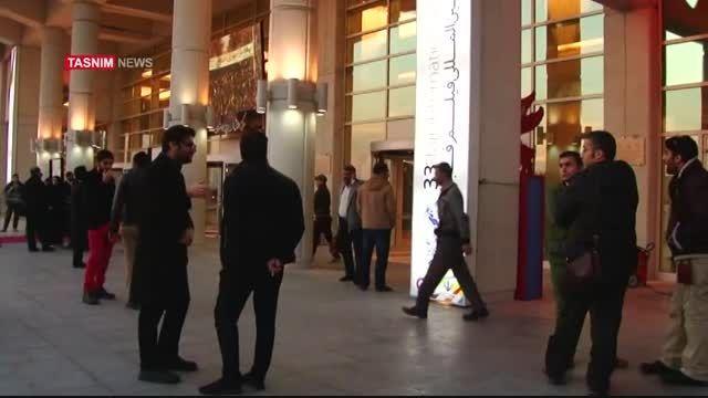 گزارش روز دوم سی و سومین جشنواره فیلم فجر