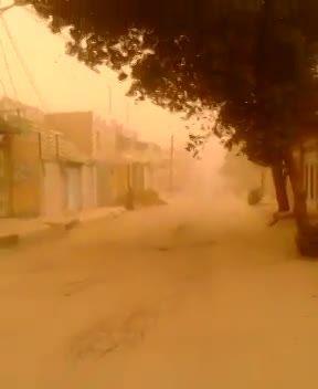 یه ازمایش توی هوای اهواز $محمود تبار