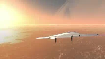 هواپیمایی که به سیاره زهره می رود