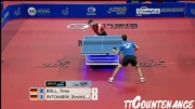 Dimitrij Ovtcharov - Timo Boll