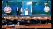 مجید اخشابی- اجرای آهنگ المپیک