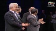 تکه جالب اکبر عبدی (بایرام لودر) به دکتر احمدی نژاد