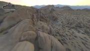 ویدیو تست دوربین GoPro - منطقه لون پاین کالیفرنیا