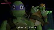 لاک پشت های نینجا 2012   فصل یک قسمت بیست و سه پارت دو   همراه با زیرنویس فارسی