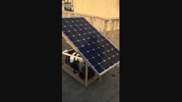 دستگاه تولید آب و برق از هوا ( ژوپیتر ) صاهیراد