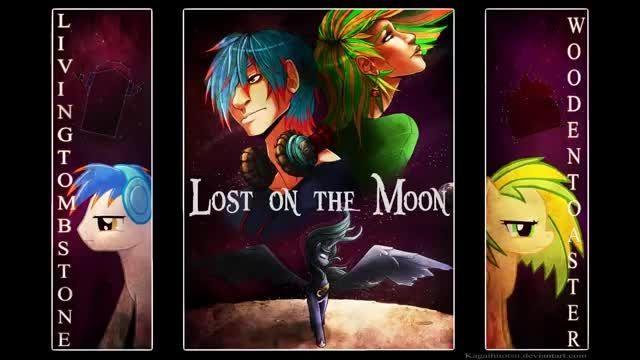 lost on the moon(درخواستی)
