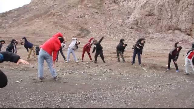 اردوی کوهنوردی دانش آموزی