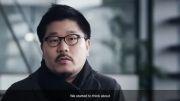 داستان طراحی گلکسی اس ۴ در یک ویدئوی ۴ دقیقه ای