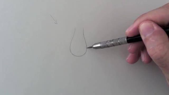 آموزش نقاشی سه بعدی+توضیحات...فیلم اول