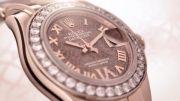 ساعت مچی رولکس مدل Lady-Datejust Pearlmaster - فروشگاه نقره وبدلیجات مارکیس