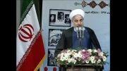 پاسخ دکتر روحانی به سوالات دانشجویان در مراسم روز دانشجو