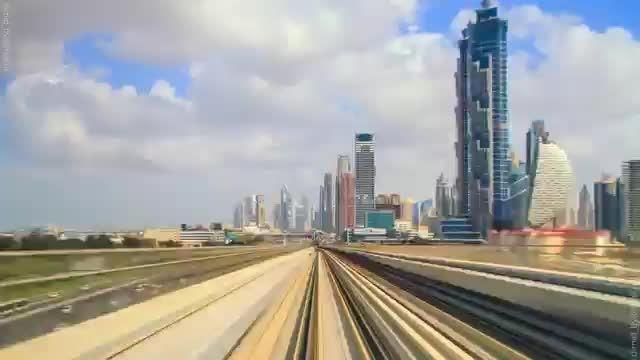 برج های بلند و آسمان خراش دبی-واقعا جالب