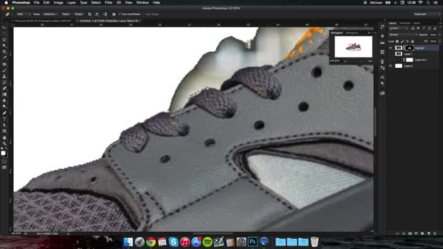 Photoshop Tutorial How to make a Poster Advert