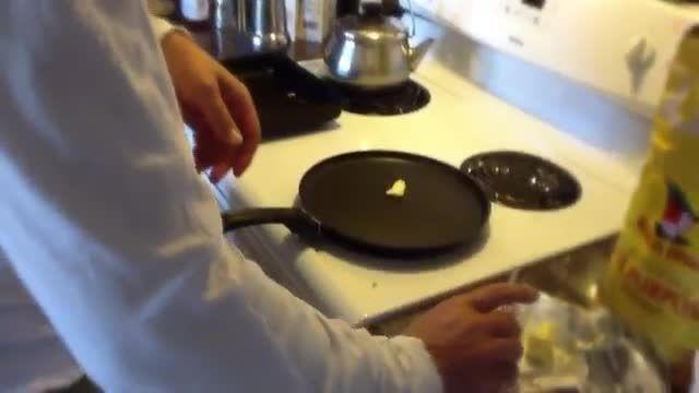 آشپزی ساده، طرز تهیه پالاچینکن (اتریشی) یا کرپ (فرانسوی