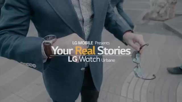 ساعت هوشمند ال جی Watch Urbane: داستان  دوم