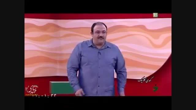 مهران غفوریان در خندوانه [www.javantimes.ir]