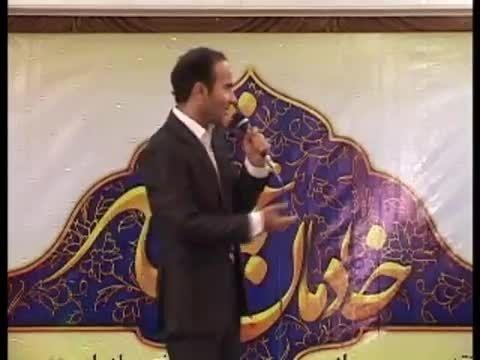 طنز و کل کل فوق العاده جذاب و دیدنی حسن ریوندی...