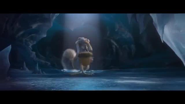 فیلم کوتاه عصر یخبندان ( اسکارت و بلوطش )