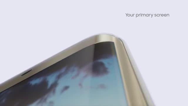 ویدیوی معرفی گلکسی S6 اج پلاس